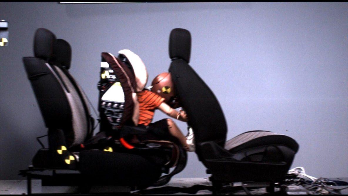 Infant Car Seat For Ambulance